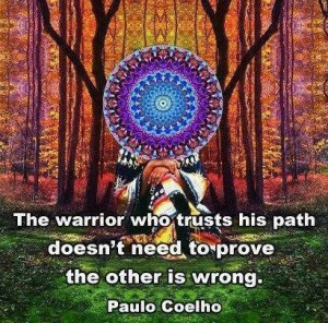 warrior path